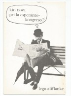 K2218 Esperanto - 56 Kongreso Universala De Esperanto - London 1971 / Non Viaggiata - Esperanto