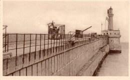 Postcard - Zeebrugge Harbour Lighthouse, Belgium. 19 - Lighthouses