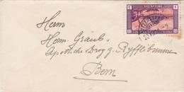 Pro-Juventute : Petite Lettre Oblitérée 30.12.1929 - Pro Juventute