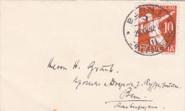 Pro-Juventute : Petite Lettre Oblitérée BERN Le 29.12.1932 - Pro Juventute