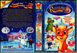 VHS Video  -  Rudolph Mit Der Roten Nase 2  -  Von 2002 - Kinder & Familie
