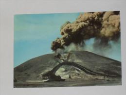 CATANIA - Etna - Cratere Centrale - Esplosione - 1969