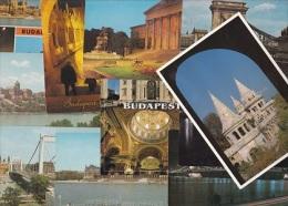 11 CART. BUDAPEST - Cartes Postales