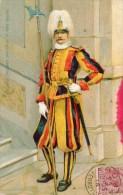 - Guardia Svizzera Pontificia In Alta Tenuta. - - Vaticano