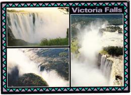 Victoria Falls  - Multiview - Zimbabwe - Zimbabwe