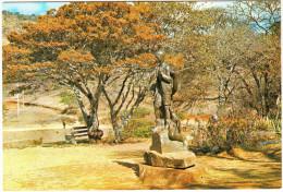 Umtali - Christmas Pass:  Kingsley-Fairbridge Memorial - Rhodesia - Zimbabwe