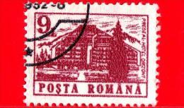 ROMANIA - 1991 - Hotel Orizont, Predeal - 9 - 1948-.... Republics