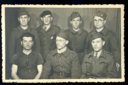 Cpa Carte Photo Stalag XIII D Nürnberg Langwasser Guerre 39-45        PY20 - Guerra 1939-45
