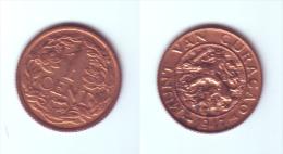 Curacao 1 Cent 1947 - Curacao