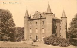Gembloux - Mazy - Château D' Hermoye - Gembloux