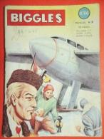 Biggles  N° 2 Artima Petit Format Captain Johns Bon Etat - Biggles