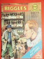 Biggles  N° 13 Artima Petit Format Captain Johns Bon Etat - Biggles
