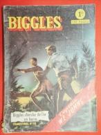 Biggles  N° 15 Artima Petit Format Captain Johns Bon Etat - Biggles
