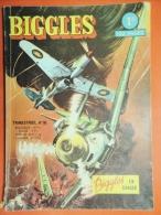 Biggles  N° 16 Artima Petit Format Captain Johns Bon Etat - Biggles