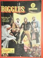 Biggles  N° 17 Artima Petit Format Captain Johns Bon Etat - Biggles