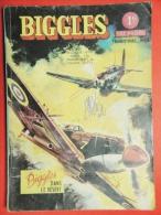 Biggles  N° 18 Artima Petit Format Captain Johns Bon Etat - Biggles