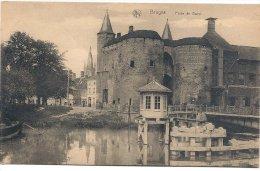 L12_286 - Brugge - Bruges - Porte De Gand - Série 12 N° 11 - Brugge