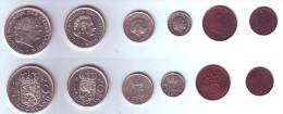 Netherlands 6 Coins Lot 1998 - Netherlands