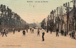 ROSIERES EN SANTERRE LE JEU DE PAUME - Rosieres En Santerre