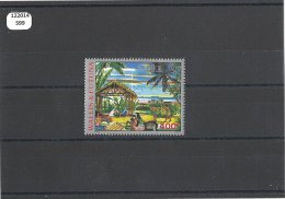WALLIS ET FUTUNA 1988 - YT PA N° 164 NEUF SANS CHARNIERE ** (MNH) GOMME D'ORIGINE LUXE - Airmail