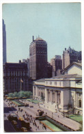Etats-Unis--NEW YORK  Public Library--42th Street  N°K 10 éd Nester House Publications - New York City