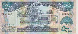 Somaliland 500 Shillings 2005 Pick 6 UNC - Somalia