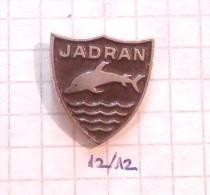 DIVING CLUB JADRAN Split (Croatia) Yugoslavia KPA (CLUB UNDERWATER ACTIVITIES Sous-marines) Diver Plongeur - Diving