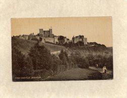 50494   Regno  Unito,  The  Castle,  Dover,  VG 1933 - Dover