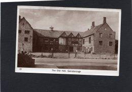 50500   Regno  Unito,  The  Old Hall,  Gainsborough,  VGSB  1951 - Non Classificati