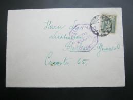 1919 , Warschau ,    Brief - 1919-1939 Republic