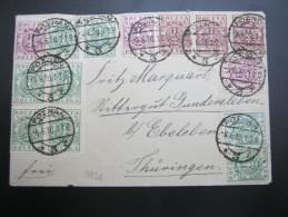 1920 , POZNAN  ,    Brief  , Rückklappe Fehlt - 1919-1939 Republic