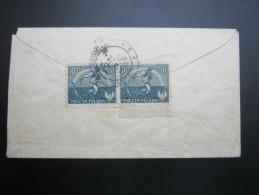 1921 , GRODEK  ,    Brief - 1919-1939 Republic
