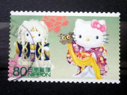 Japan - 2011 - Mi.nr.5666 - Used - Hello Kitty - Self-adhesive - 1989-... Empereur Akihito (Ere Heisei)