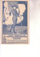Scoutismo-CORPO NAZIONALE DEI GIOVANI ESPLORATORI ITALIANI-- LOTTERIA DI TRIESTE - Scoutismo