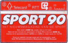 BELGIQUE RTT SPORT 90  N� 148K.... UT
