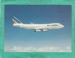 BOEING 747 AIR FRANCE - 1946-....: Moderne