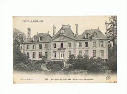 CPA 29 MORLAIX Env. Chateau De Kerauroux - Morlaix