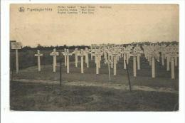 "Poperinghe 1919. Militair Kerkhof ""Negen Olmen"" Werfstraat..."