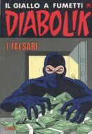 DIABOLIK N°402  I FALSARI - Diabolik