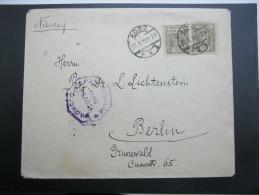 1919 , LODZ  ,    Brief - 1919-1939 Republic