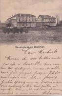 BOCKRIJCK-BOKRIJK-SANATORIUM-VERZONDEN KAART 1907-ZIE 2 SCANS-ZELDZAAM ! ! ! - Genk