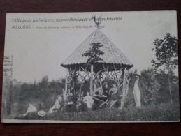 MALONNE Villa Du Docteur Rifflart ( Pavillon De L'Etang ) N° 10840 / Anno 1907 ( Zie Foto Voor Details ) !! - Altri