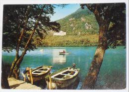 POTENZA - Lago di Monticchio - Animata