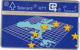 BELGIUM - Europa, CN : 223F, used