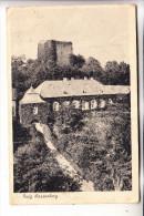 5143 WASSENBERG, Burg, Landpoststempel, 194... - Heinsberg
