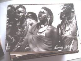 Africa Kenia Kenya People 2006 - Kenia