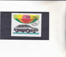 MADAGASCAR ; voiture  : Y&T : o : BF 81