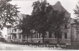 RP: Warden's Office , Minnesota State Prison , STILLWATER , Minnesota , 30-40s