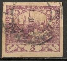 Timbres - Tchécoslovaquie - 1918 - 3. -