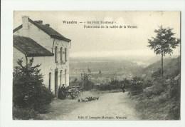 Wandre   *  Au Petit Bonheur - Panorama De La Vallée De La Meuse - Luik
